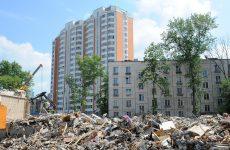 В Москве снесут 4,5 тысячи хрущевок