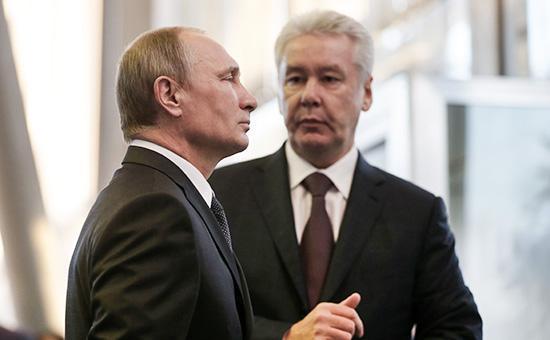 Обсуждение реновации между мером и Президентом