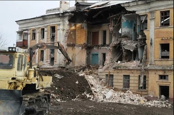 Снос сталинок в Москве