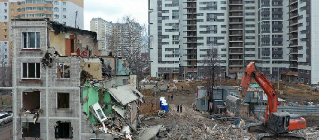 Сколько лет будет длиться реновация пятиэтажек и каковы результаты первой волны