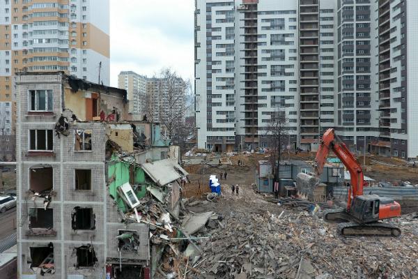 Реновация в Москве продолжается