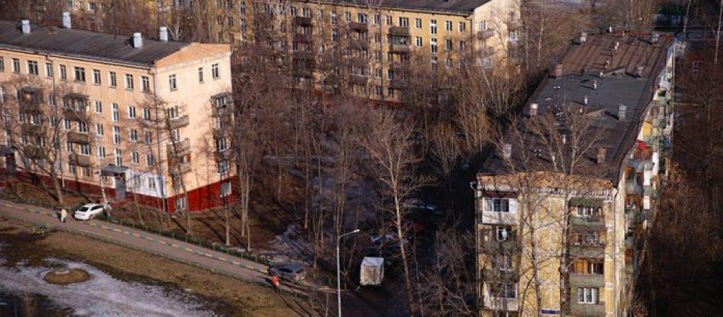 Реновация пятиэтажек несносимых серий