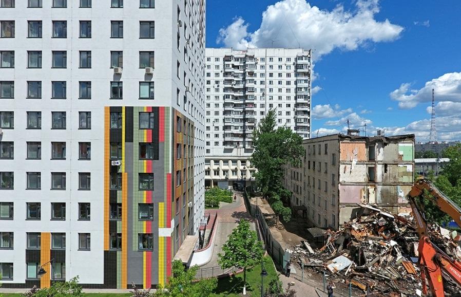 Жителей ветхих хрущевок и девятиэтажек переселят в новые дома