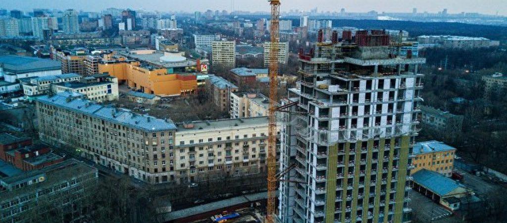 Названы сроки реновации пятиэтажек в Москве