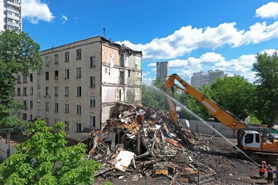 Все о реновации пятиэтажек