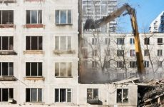 Что говорит закон о реновации относительно сноса старых девятиэтажек