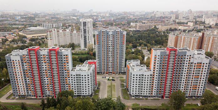 Выбраны районы для реновации Москвы