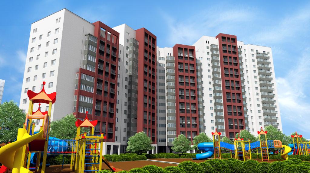Какая отделка будет в новых квартирах